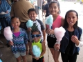 Cotton candy family