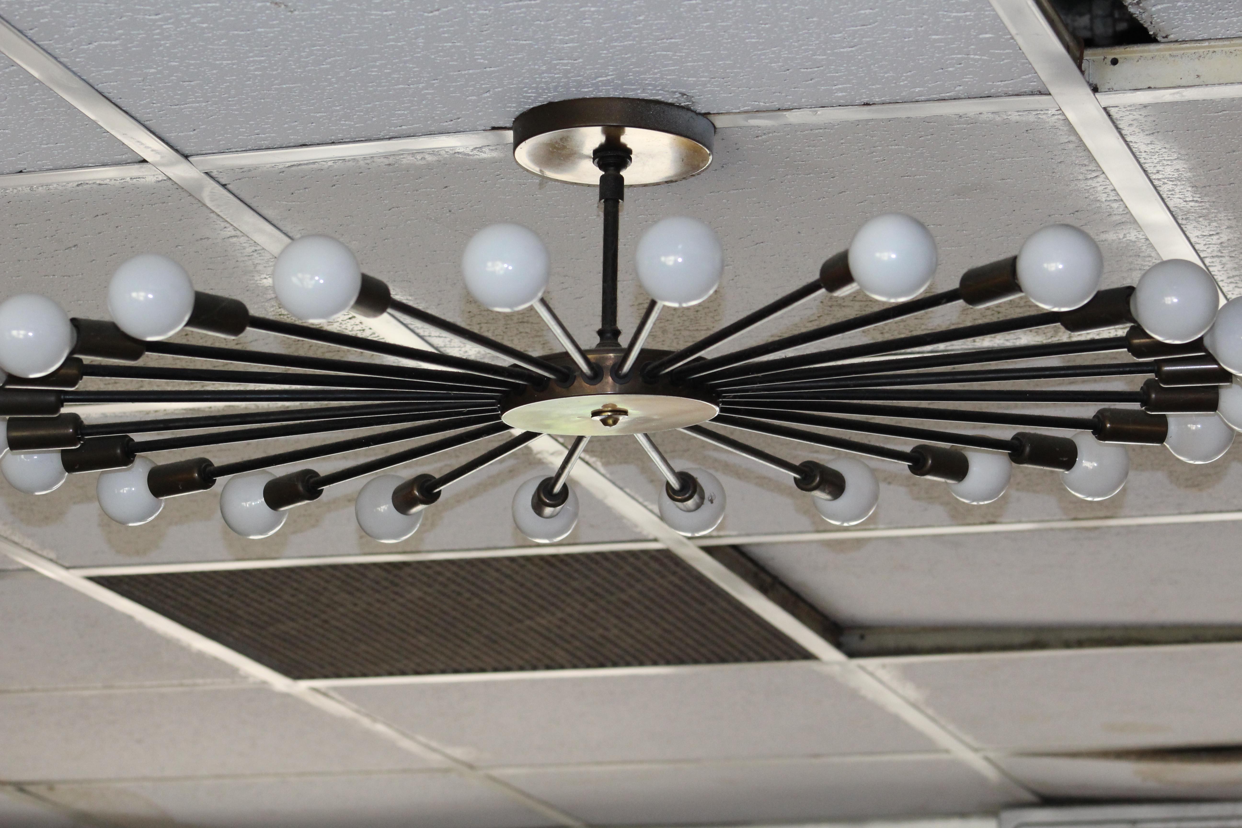 Original light fixture
