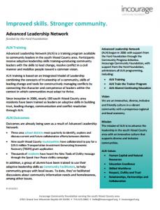 advanced leadership network