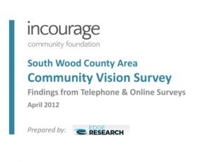 community survey report