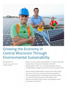Environmental Sustainability Edu Paper cover image 101415